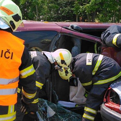 """Kurz """"Předurčenost k záchranným pracím při silničních dopravních nehodách"""""""