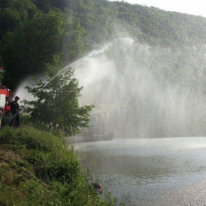 Cvičení v Pikovicích - 31. 5. 2018